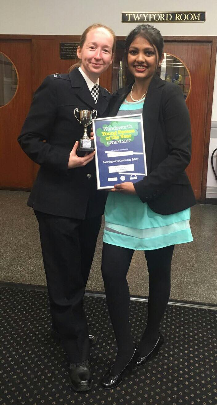 Wandsworth Young Person of the Year Award