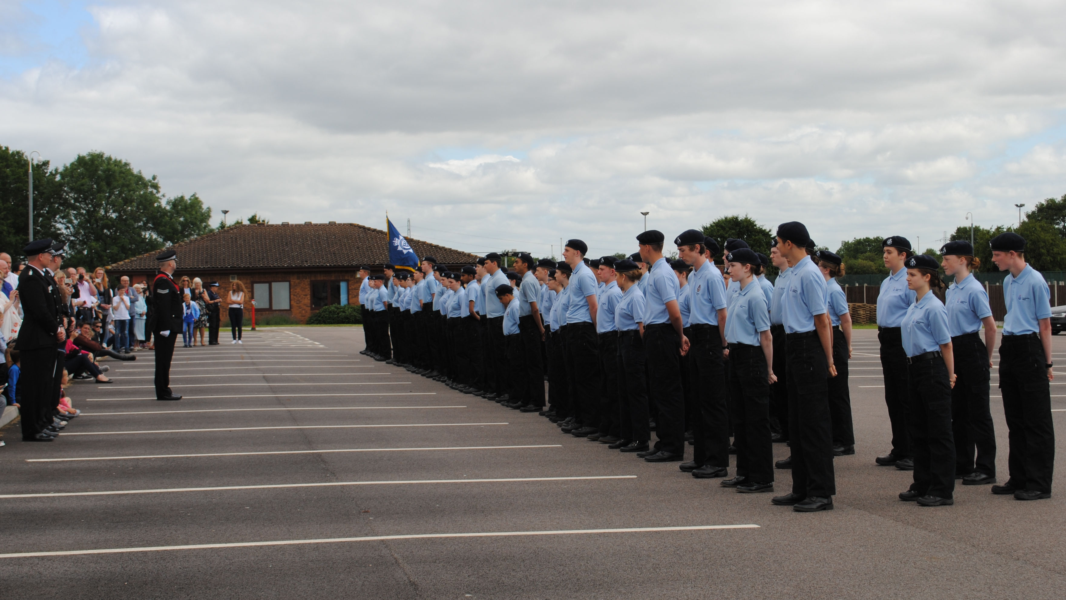 Leicestershire Police Volunteer Police Cadets