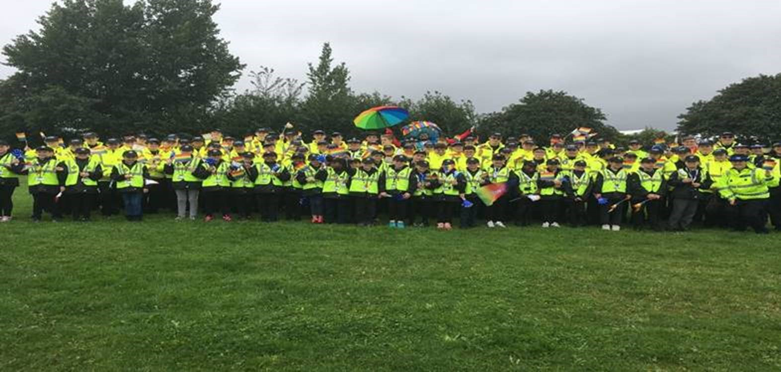 Northumbria Police gain 75 new mini police officers