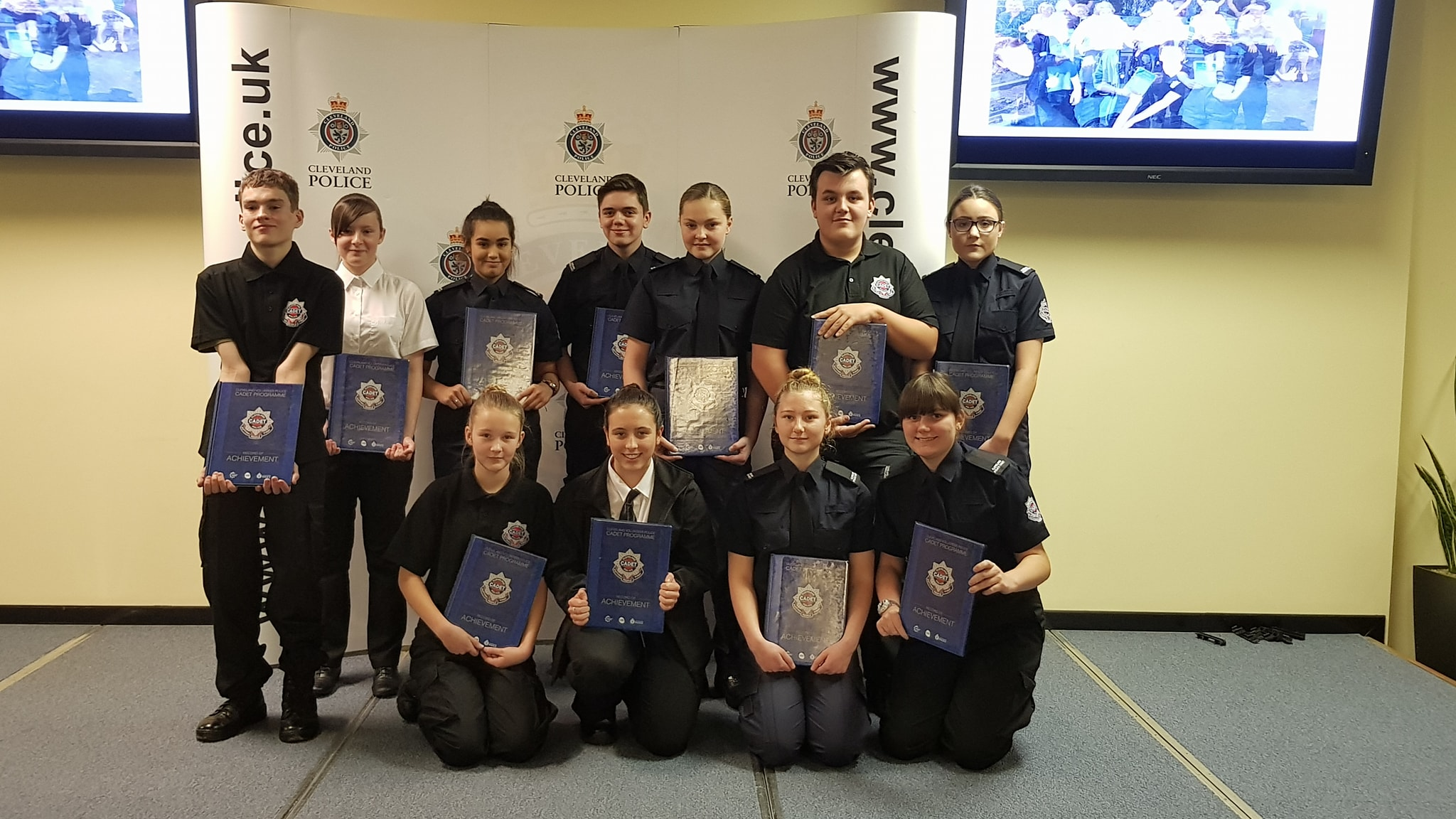 Cleveland VPC Awards Ceremony- Recognising great work