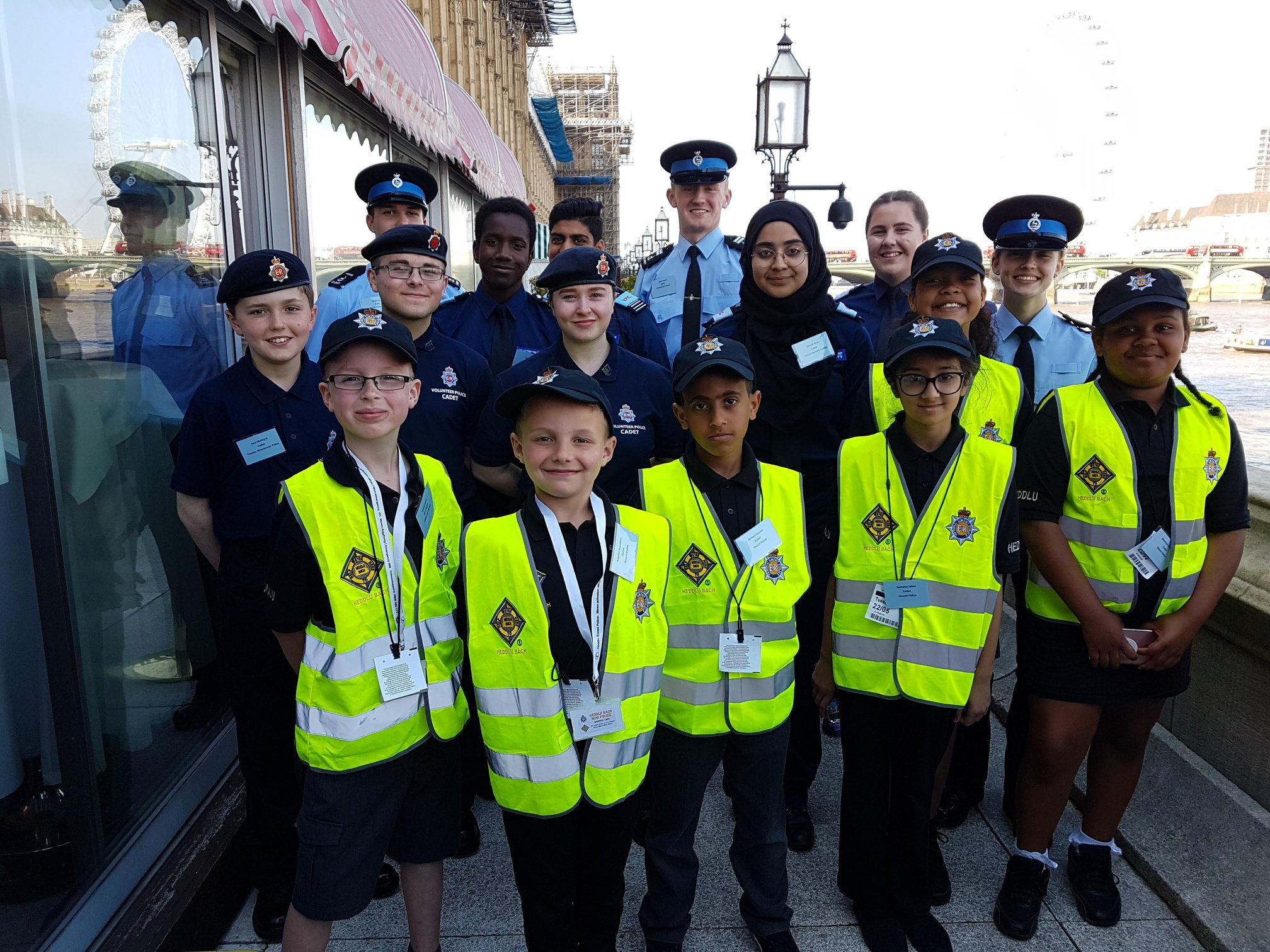 Success of Volunteer Police Cadets celebrated at House of Lords