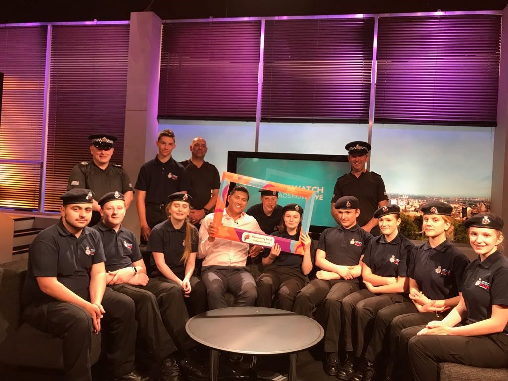 VPC Feature on BBC Crimewatch Roadshow