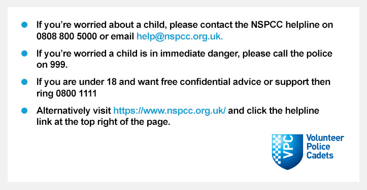 VPC - Keeping young people safe