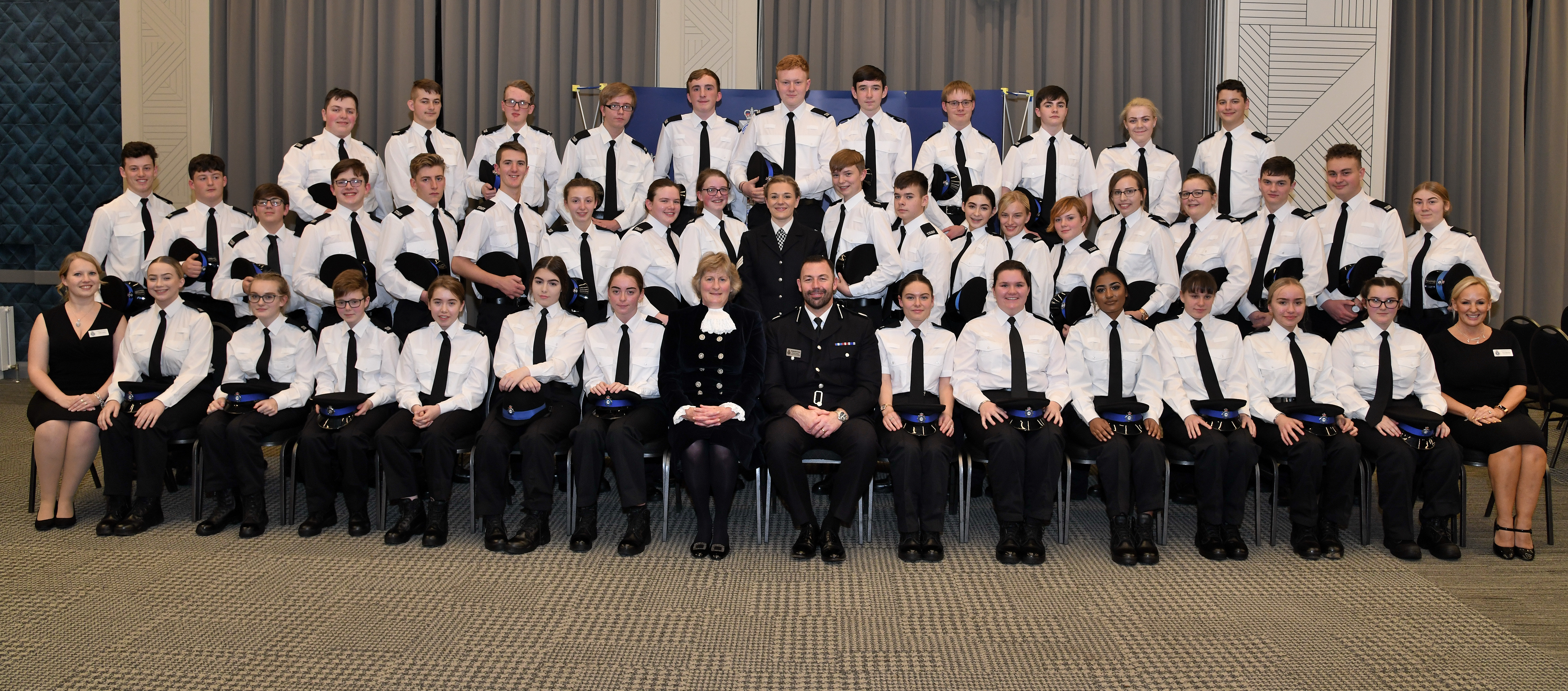 Humberside VPC hold an attestation evening!!