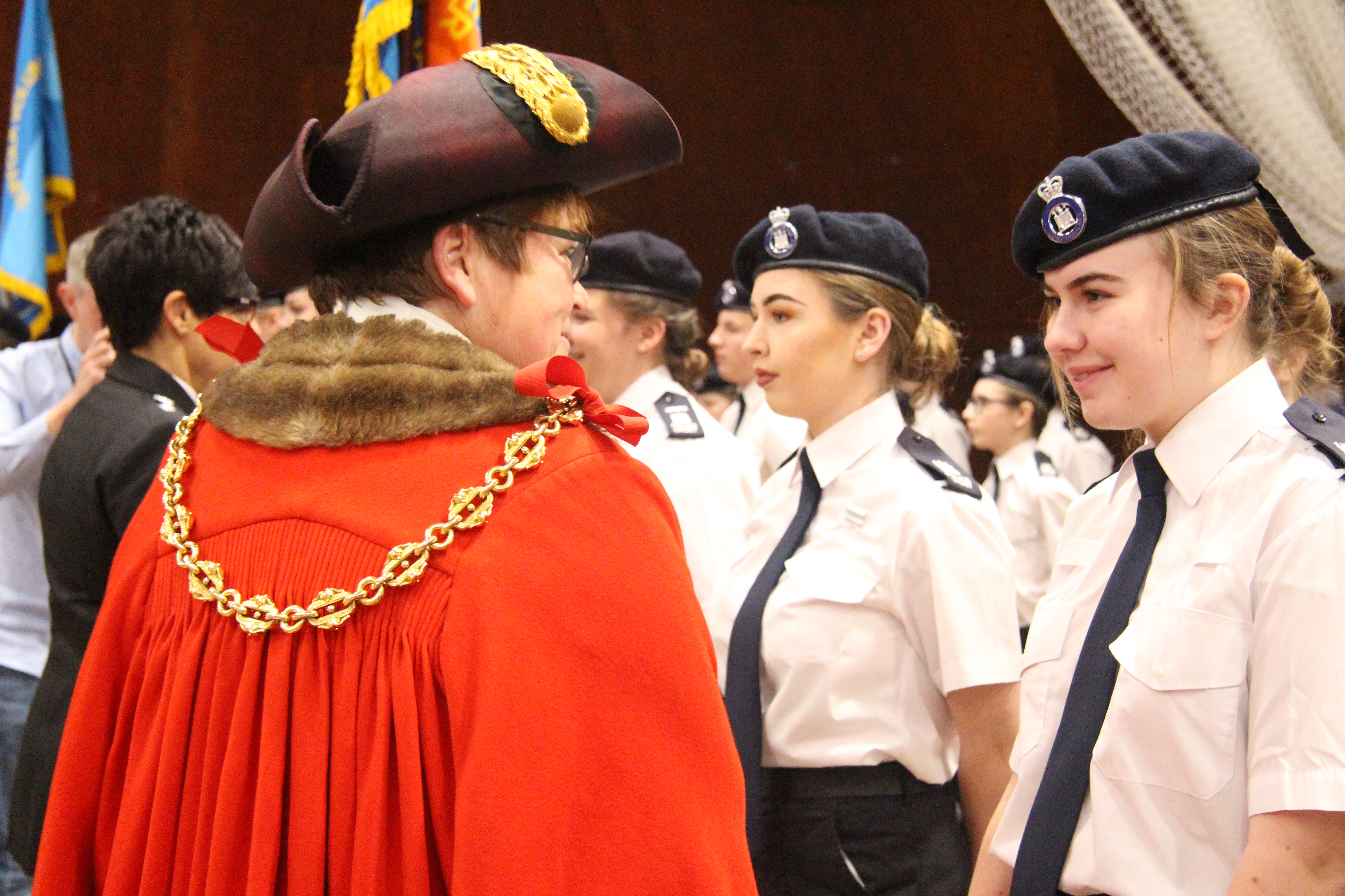 High Sheriff's inspection