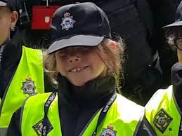 Tributes paid to Mini Police Officer - Melissa Tate