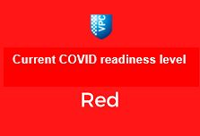Current COVID readiness level